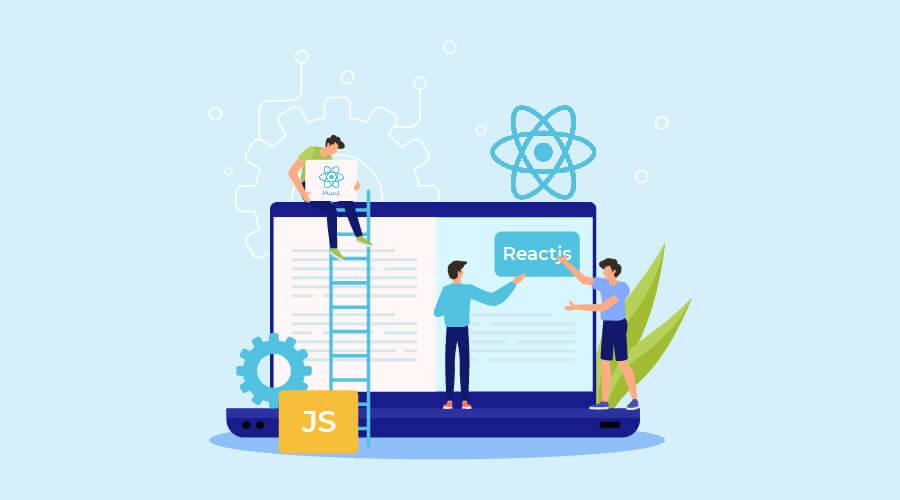 Reactjs Development Services web banner