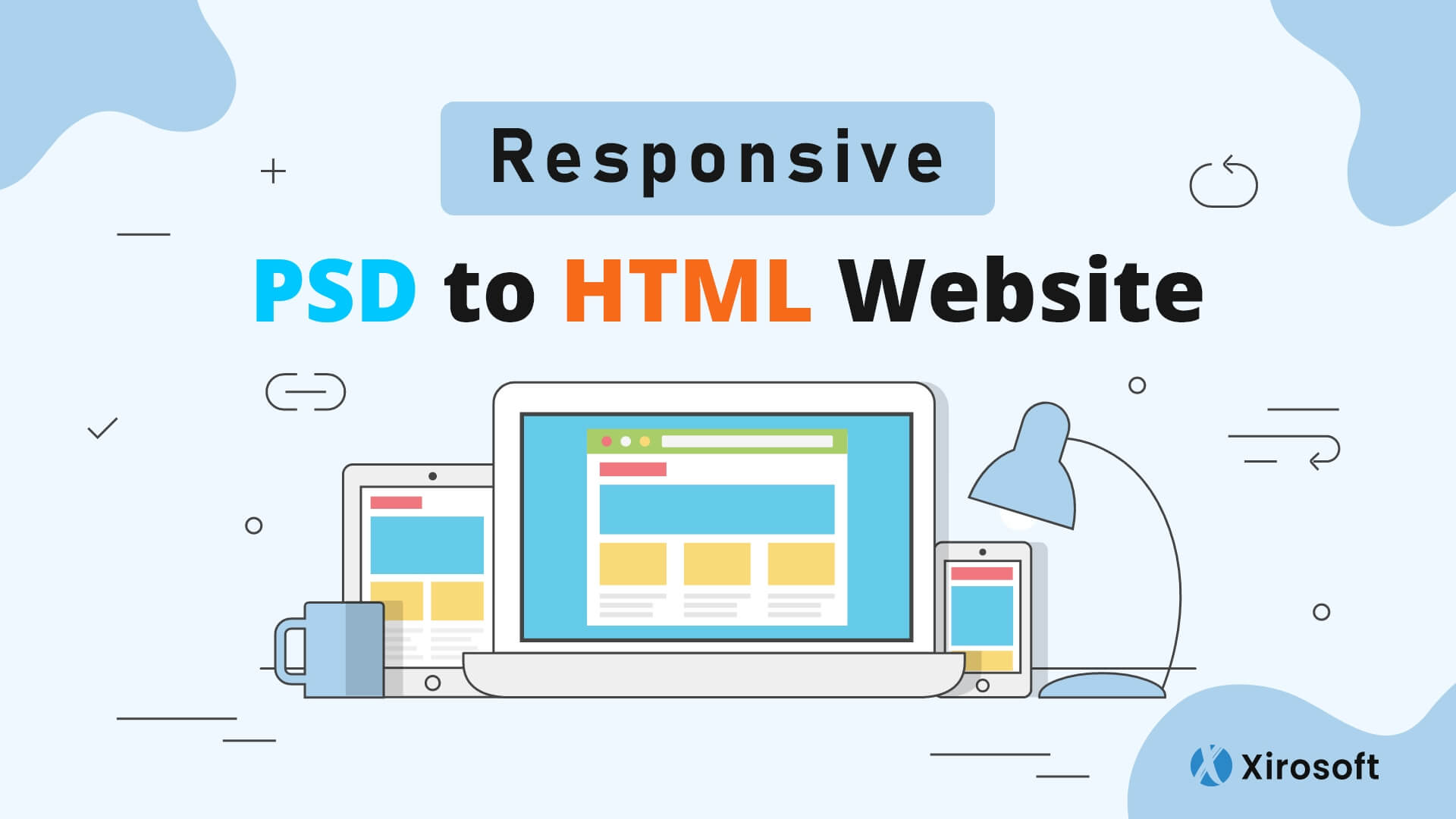 How to Convert PSD to HTML: Step by Step Tutorial